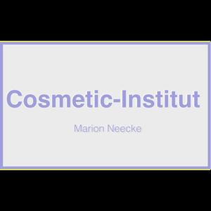 Marion Neecke – Cosmetic Institut