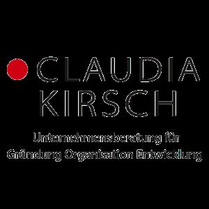 Unternehmens&shy;beratung <br> Claudia Kirsch