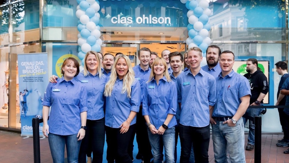 Clas Ohlson in Altona